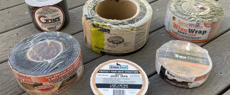 competitor brands of joist tape