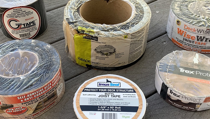 Best Quality Joist Tape
